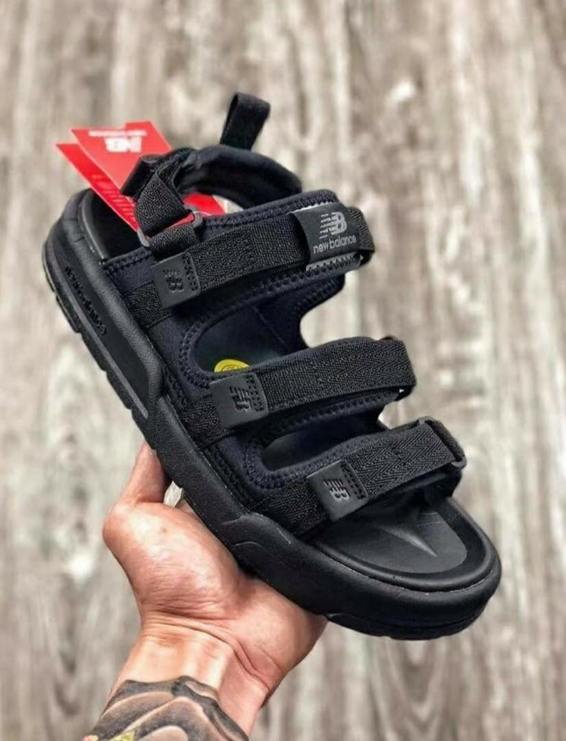 KoreaMen's 2018 Sandals Balance FashionFootwearSlippers New fY7gyb6