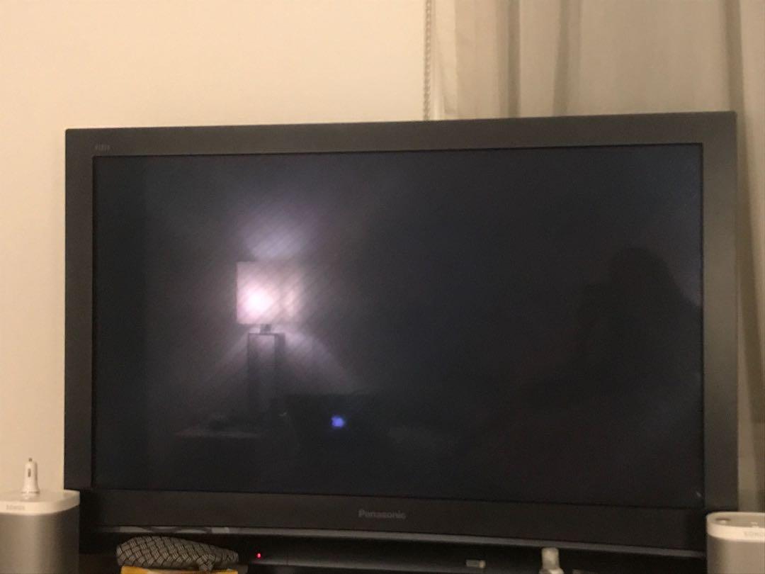 Panasonic 42 inch Plasma TV, Home Appliances, TVs