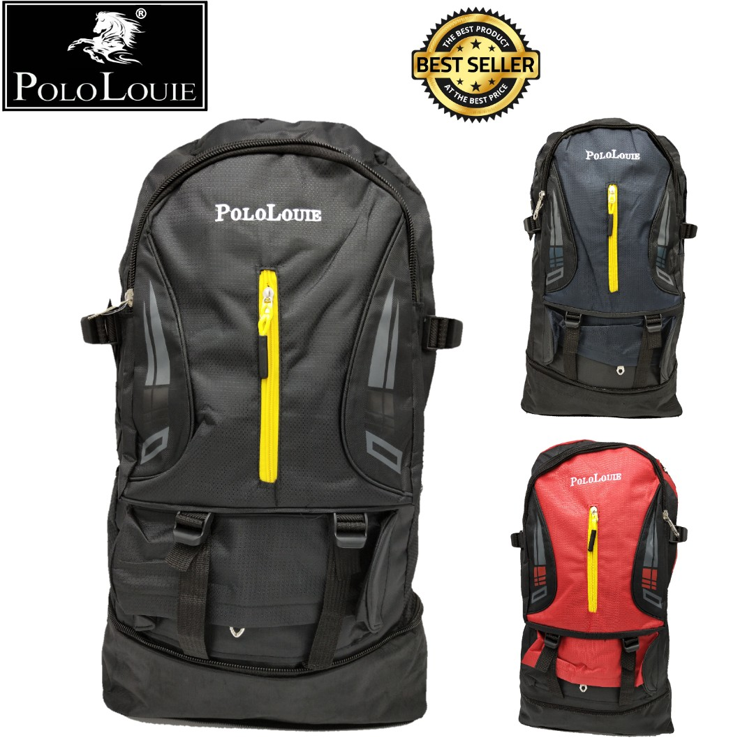 847fb924c5 🔥READY STOCK🔥ORIGINAL Polo Louie Hiking Backpack Travel Sport Men ...