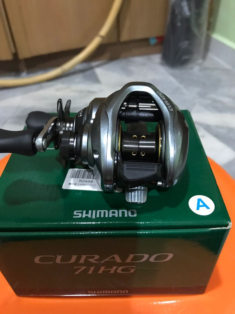 dcad48c5d79 Shimano curado 70, Sports, Other on Carousell
