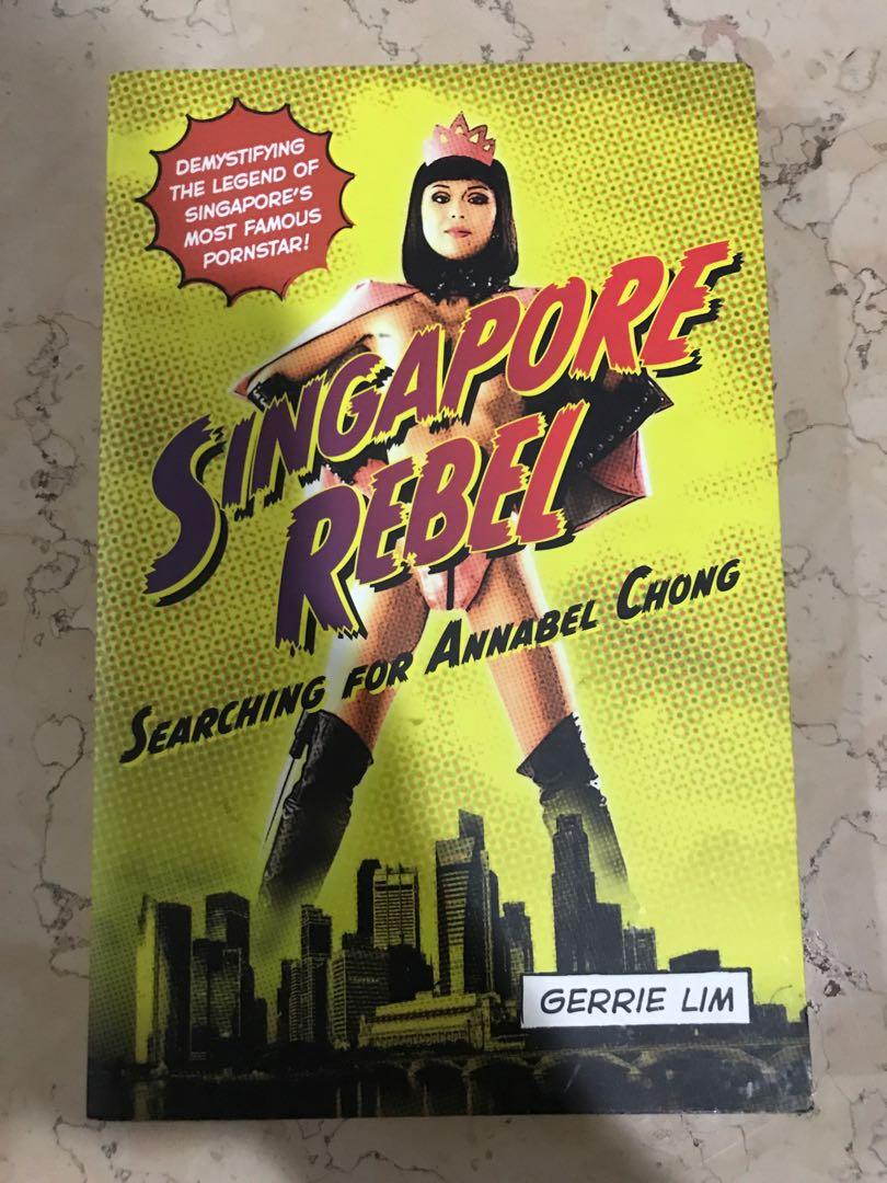 Singapore Rebel: Searching for Annabel Chong