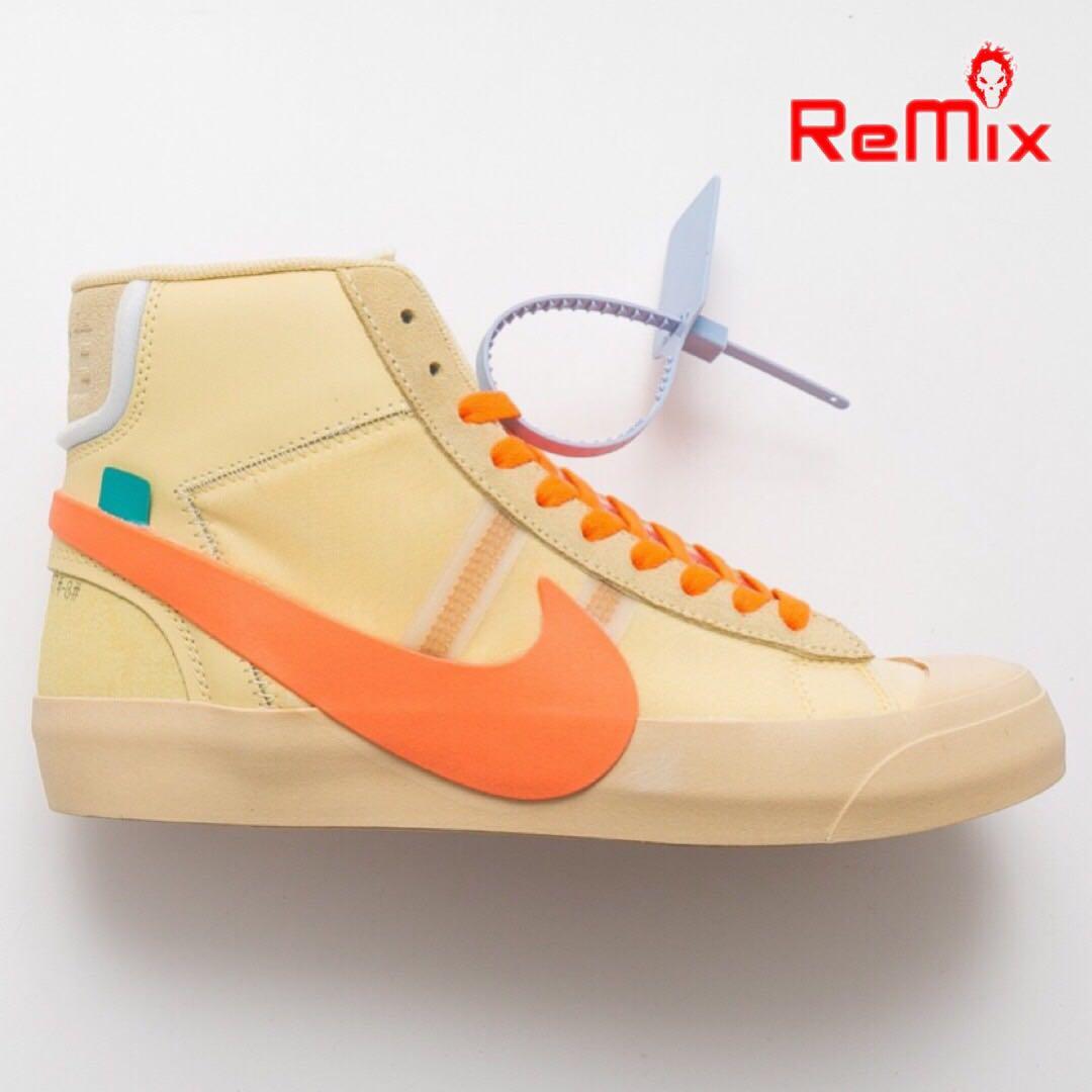 On Men's Ow Sneakers blazer News Sneaker Footwear X Fashion zqI8xf