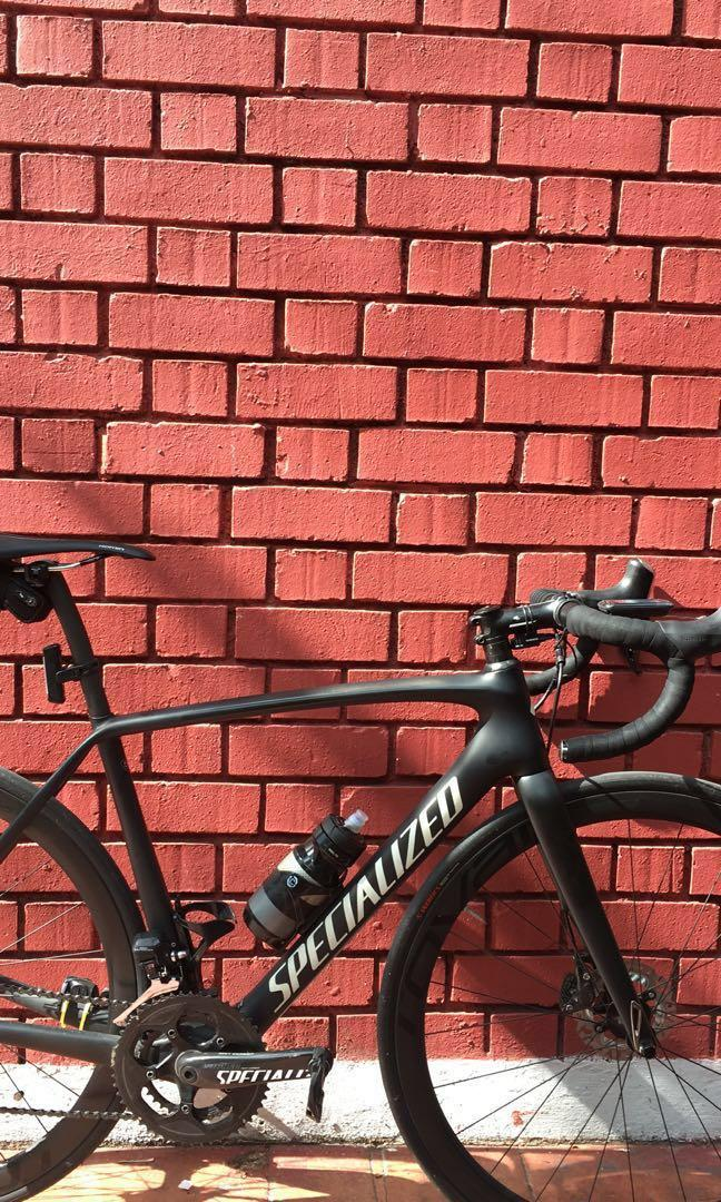 Ultegra Di2 11 Speed Specialized Tarmac SL5 Disc