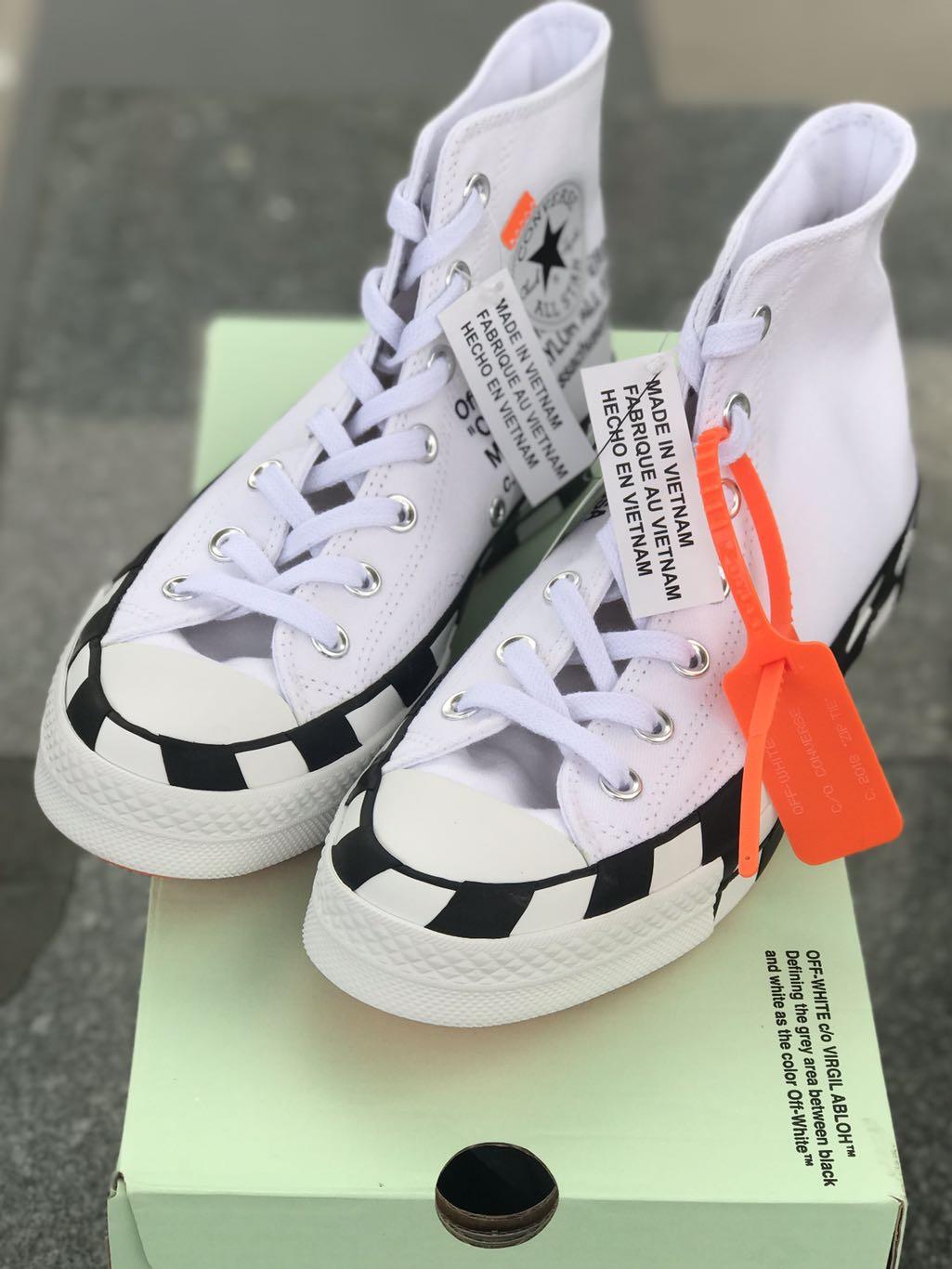 366b4974631222 US6 Off-White™ x Converse Chuck 70