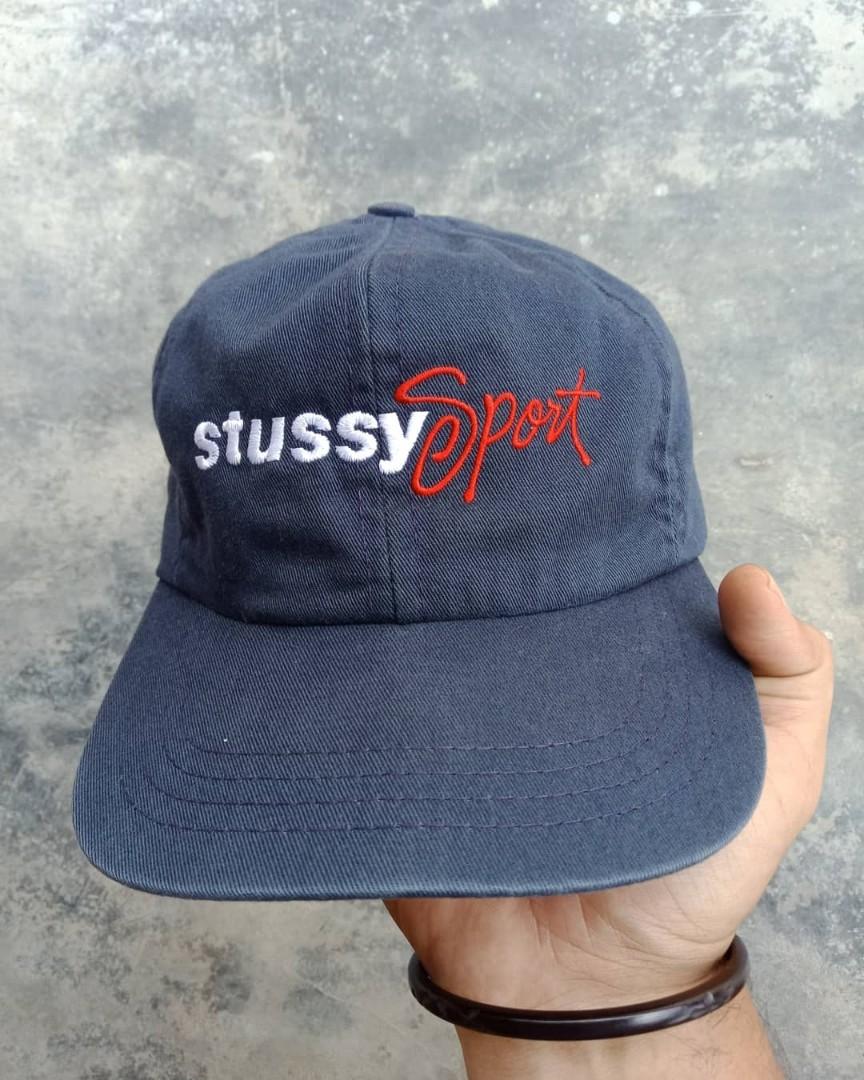 1dbd67462ae Vintage stussy sport hat