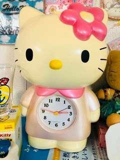 12-13 inch Hello Kitty Clock from Japan