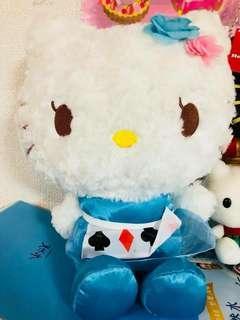 Hello Kitty Plush from Japan