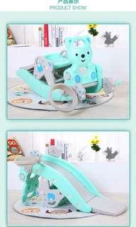 3 in 1 Rocking Horse Slide