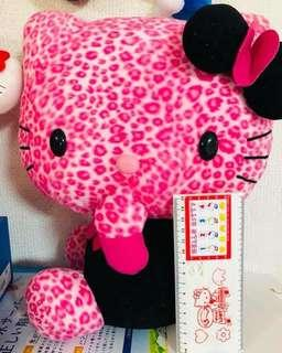 Leopard Hello Kitty from Japan