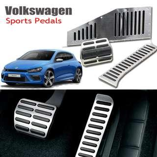 VW A/T ACCELERATOR/ BRAKE / FOOT REST PEDAL  - RIGHT HAND DRIVE FOR VW JETTA GOLF MK6 GTI