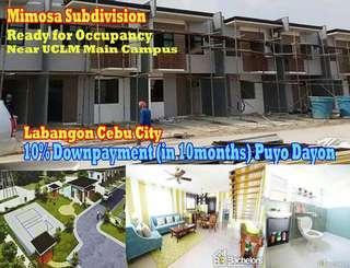 Ready for Occupancy Unit in Labangon Cebu City