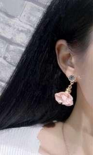 Floral Drop Earring #my1010