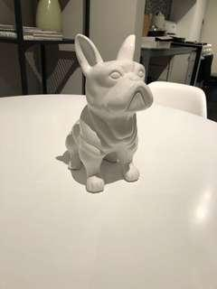 Frenchie decor piece/accent
