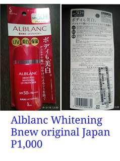 Alblanc Whitening lotion