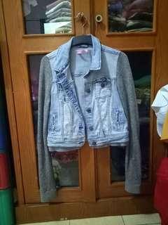 Jacket Jaket denim