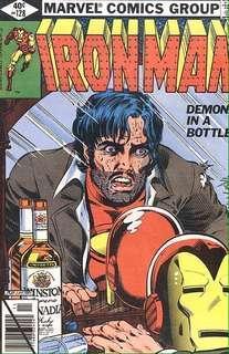 INVINCIBLE IRON MAN (1968) #128