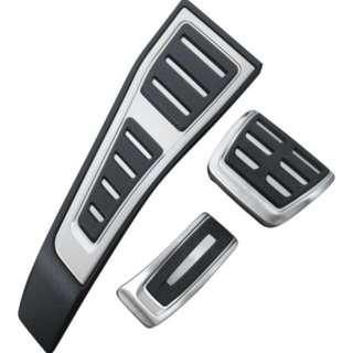 AUDI Brake Accelerator  Pedal sets + Foot Rest A/T FOR 2017  AUDI A4 B9 8W/A5 F5   OEM design - Right Hand Drive