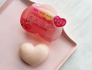 日本Pelican蜜桃美臀皂