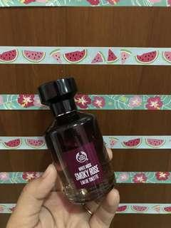 The body shop white musk smokey rose edt