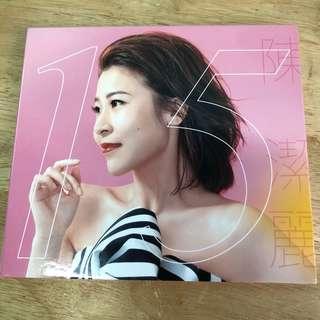 陳潔麗 Lily Chan 15 Fifteen CD