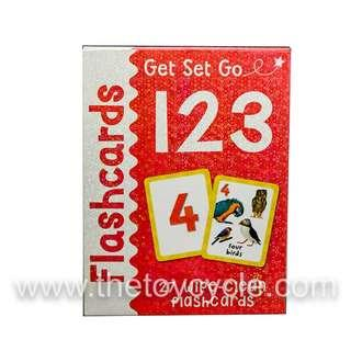 Educational Flash Cards - Numbers