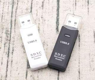 USB 3.0 Memory Card Reader Micro SD SHDC SDXC TF MicroSD Portable Mini