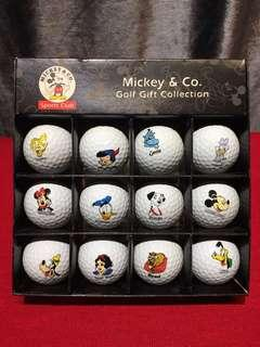 Disney Mickey & Co. Golf Gift Collection 迪士尼哥爾夫球禮品套裝