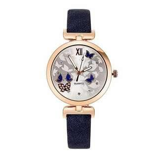 👉plain butterfly watch with box.. 👉korean watch 100% good quality with box 👉looking for more active and loyal resellers 👉280 only ==cut off== Sunday sending of orders Monday payments Tuesday supplierday Wednesday shipping meet up..