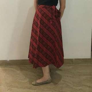 Batik lilit