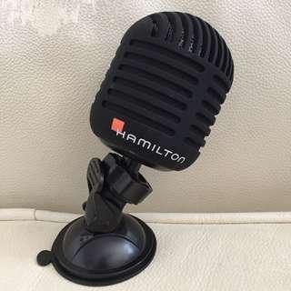 全新 HAMILTON x Elvis Presley 貓王 Microphone Bluetooth Speaker 藍牙 喇叭(不議價 fixed price)