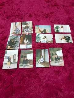 [WTS] Jessica Season Greeting 2017 cards