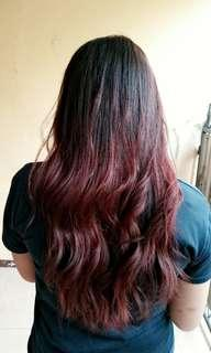 Jasaaa Hair Coloring