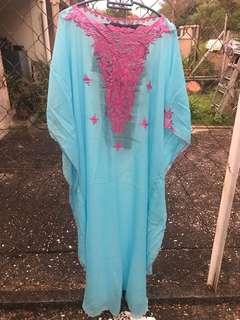 Kaftan Embroidered