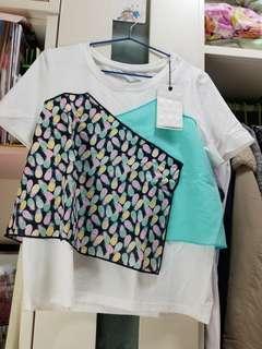白 t shirt  #freepricing