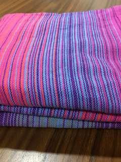 RETAIL!!! Brand New Meeyoo Girasol Anana Violetta baby ring sling