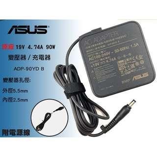 原廠 Asus 90W 變壓器 電源