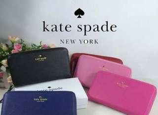 Dompet Kate Spade Authentic Quality 100%
