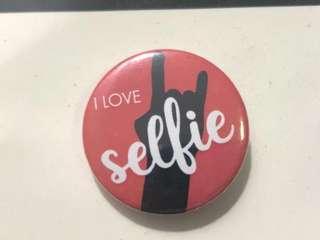 自拍達人 㯲章 I love selfile