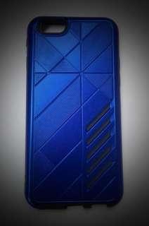 iPhone 6 6s Plus Case Protective TPU + PC Blue
