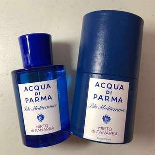 Acqua Di Parma Mirto di Panarea Eau de Toilette Spray Size: 74mL