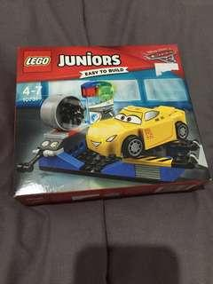 Lego Juniors Easy to Build edisi Curz Ramirez Race