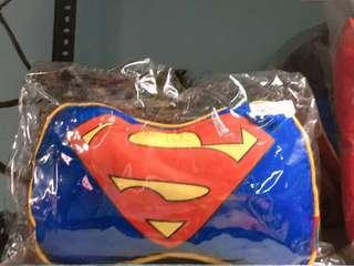 Superman Headrest