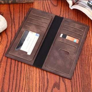 Long Wallet Slim