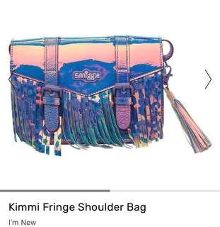 💖Sale!!!💖 Authentic Smiggle Fashionable Girls Kimmy Fringe Shoulder Bag