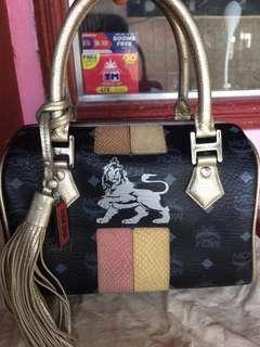 MCM boston bag (original)