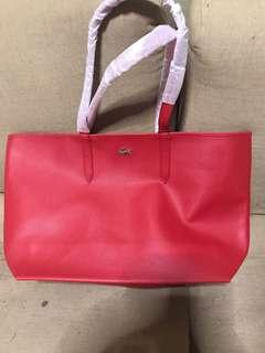 LACOSTE tote bag on SALE!!