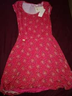Candies honeysuckle cotton dress