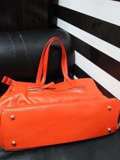Authentic samantha thavasa tote bag not mk coach burberry lacoste lv anne klein mcm