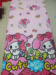 Bedsheet with 2 Pillow case
