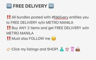 🚚FREE DELIVERY